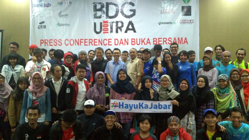 Press Conference BDG ULTRA 100K